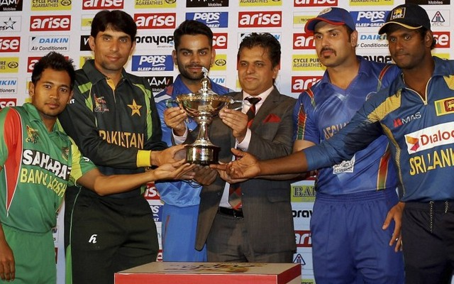 Bangladesh host Asia Cup third time