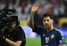 Lionel Messi not named rio olympic