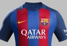 Barcelona extend deal with qatar airlines
