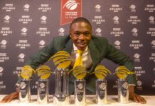 Rabada Claims Six awards