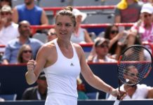 Simona Halep of Romania win rogers cup
