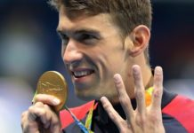 Michael Phelps 23 golds