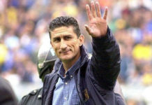 Argentina's New coach Edgardo Bauza