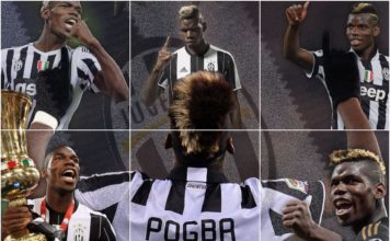 Paul Pogba transfer to Manchester United