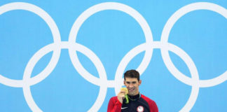 Michael Phelps wins his 21st Olympic medals
