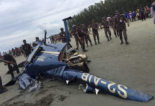 helicopter-crash-shakib-al-hasan-at-coxs-bazar