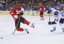 Hockey: World Cup of Hockey-Final-Team Canada vs Team Europe