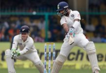 India vs New Zealand, 1st Test, Day 1 at Kanpur