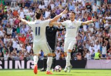 Ronaldo scores on return as Real equal club record