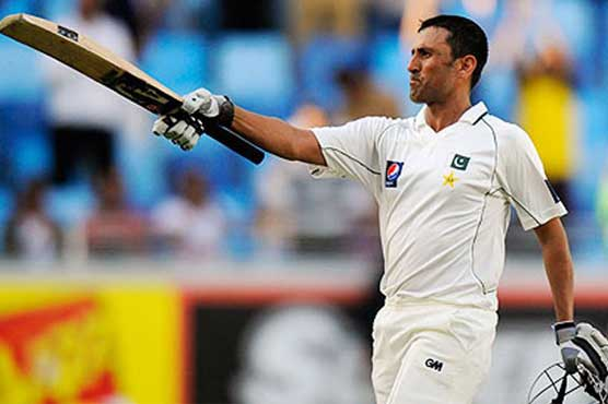 Younus Khan comes back from sickness and scores a ton