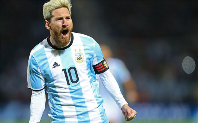 Messi is back