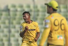 hasan takes 5 wickets in BPL