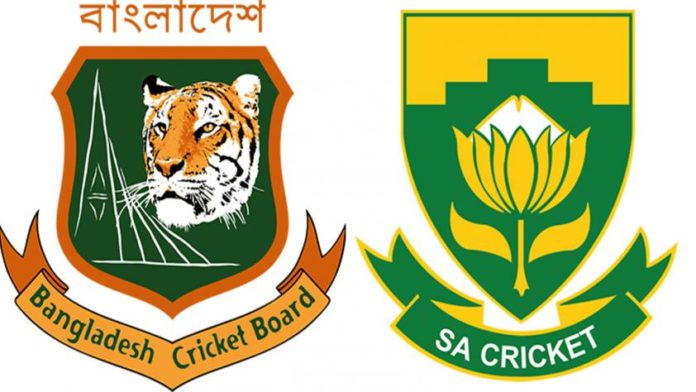 Bangladesh vs south africa cricket series 2017
