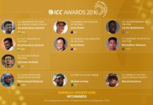 ICC awards players 2016