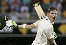 Steve Smith century against Pakistan