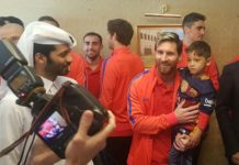 afghan boy met with messi