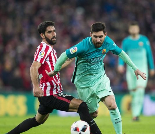 ATHLETIC CLUB 2 - 1 FC BARCELONA