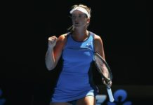 Vandeweghe blasts into first grand slam semi-final