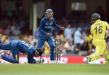 Sri Lanka tour of Australia T20
