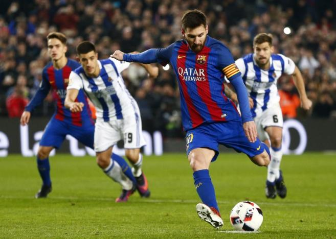 Atletico to beat Barcelona in King's Cup