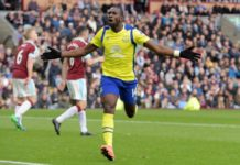 Everton - Premier League - Yannick Bolasie