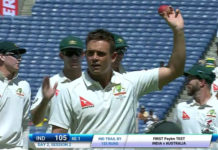 Cricket-Australia O'Keefe