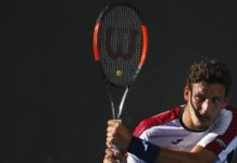 Tennis Rio Open Carreno Busta