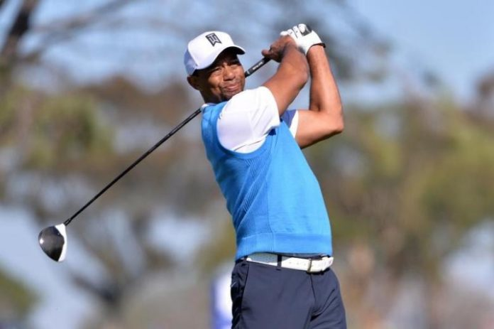 Tiger drops out of two PGA Tour events due to back spasms