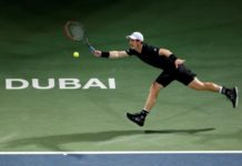 Tennis - Dubai Open - Men's Singles - Andy Murray