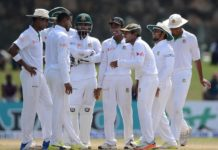 Bangladesh test team