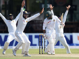 Cricket- Bangladesh-v-Sri-lanak-2nd-test