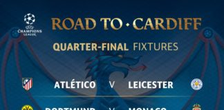 Champions League quarter-finals