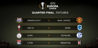 Europa League quarter-finals