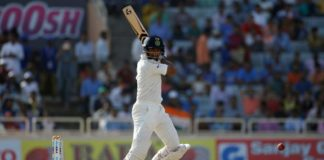Cricket - India v Australia - Cheteshwar Pujara