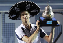 Tennis---Mexican-Open---Men's-Singles---Sam-Querrey