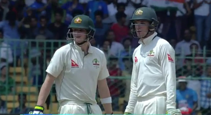 Smith in DRS storm