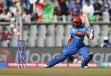 Cricket - Afghanistan - Wicketkeeper shahzad