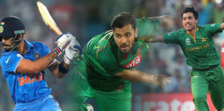 Bangladesh, India, pakistan warm up match Champions trophy