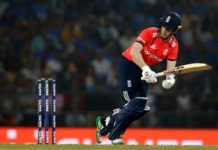 Cricket - T20 International - Morgan