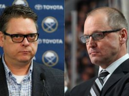 Sabres fire both coach Bylsma and GM Murray