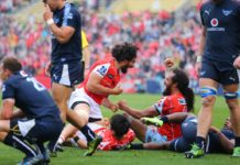 Super Rugby Sunwolves