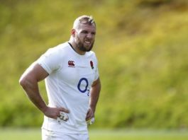 England's rugby James Haskell