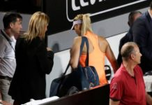 Tennis - WTA - Rome Open - Maria Sharapova of Russia
