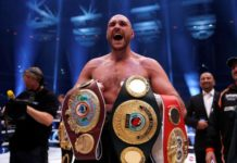 Tyson Fury Heavyweight Title's