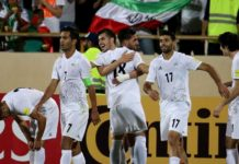 Iran qualified for russia world cup 2018