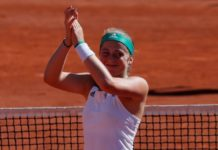 Jelena Ostapenko win french open