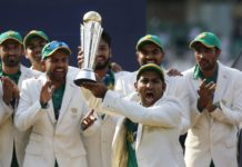 Pakistan won icc champions trophy 2017