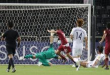 Football Soccer -Qatar win over South Korea