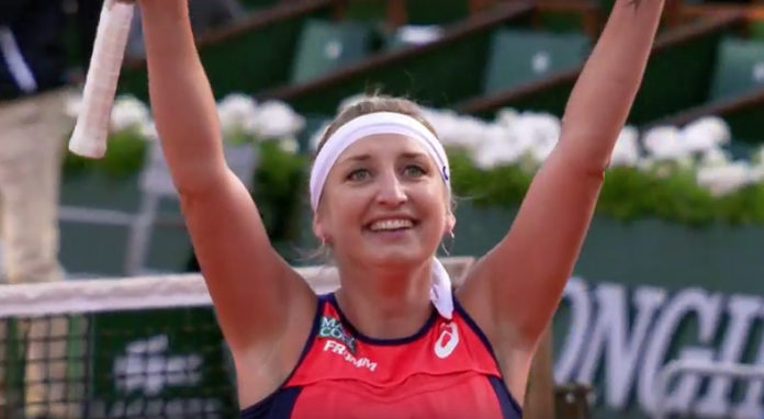 Timea-Bacsinszky-into-second-French-Open-semi-final.