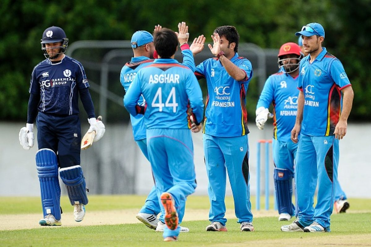 Ireland Vs Afghanistan Hd: Afghanistan And Ireland Given Full Test Status